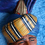 Five Stripe Headdress